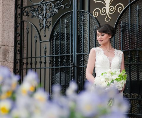 The Mining Exchange: A Downtown Colorado Springs Styled Wedding